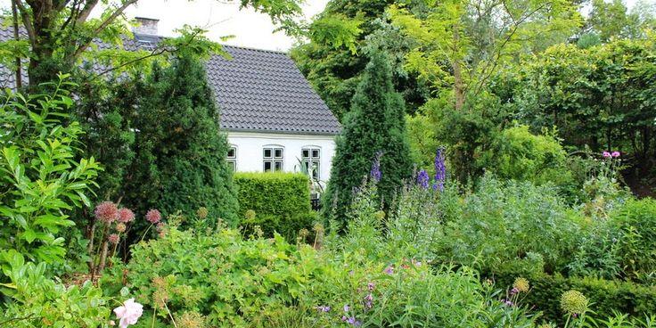 Haven i Hune, Eriks hus