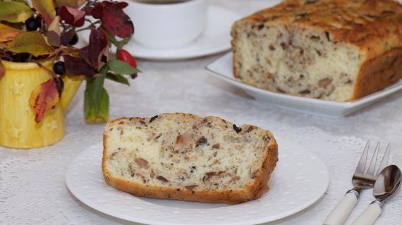 Кекс с тунцом и сыром, пошаговый рецепт с фото
