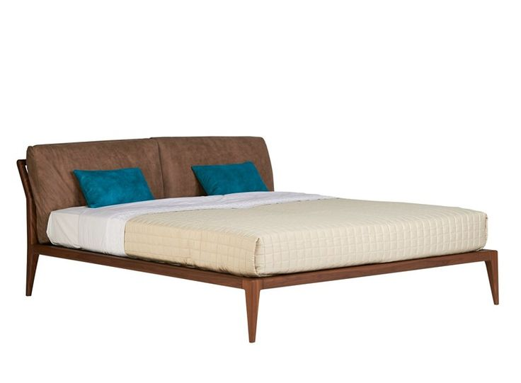 INDIGO Double bed by SELVA design Leonardo Dainelli