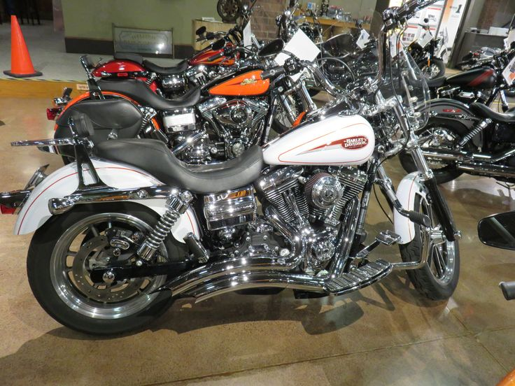 2008 H-D® Dyna® Low Rider®