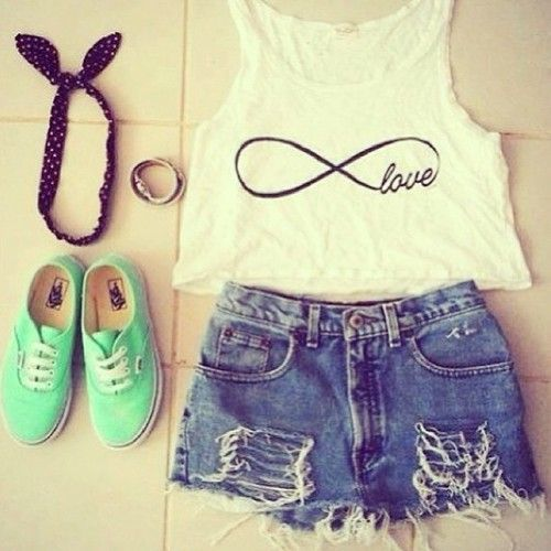 Outfit for summer.