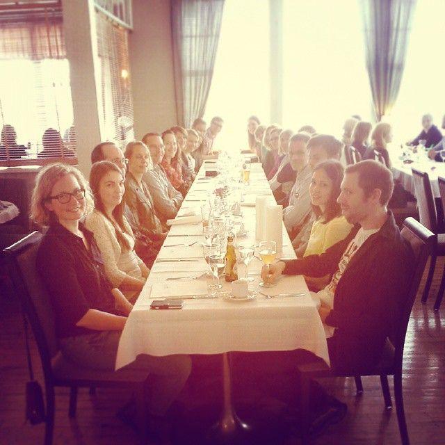 Ritz Winter Hop prep team dinner, THANK YOU everyone #ritzlindyhoppers #ritzwinterhop