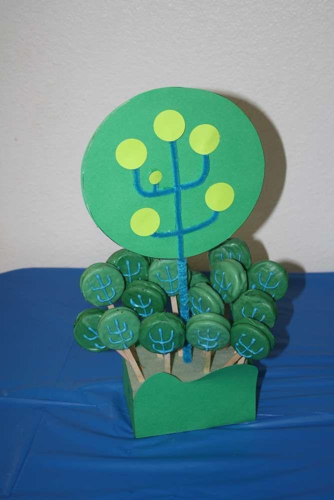 Henry Hugglemonster Birthday Party Ideas | Photo 6 of 8