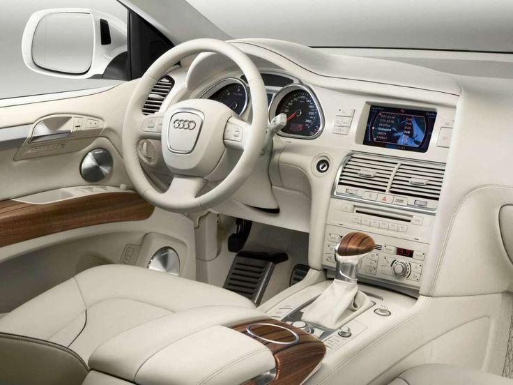 2014 Audi Q7 TDI interior