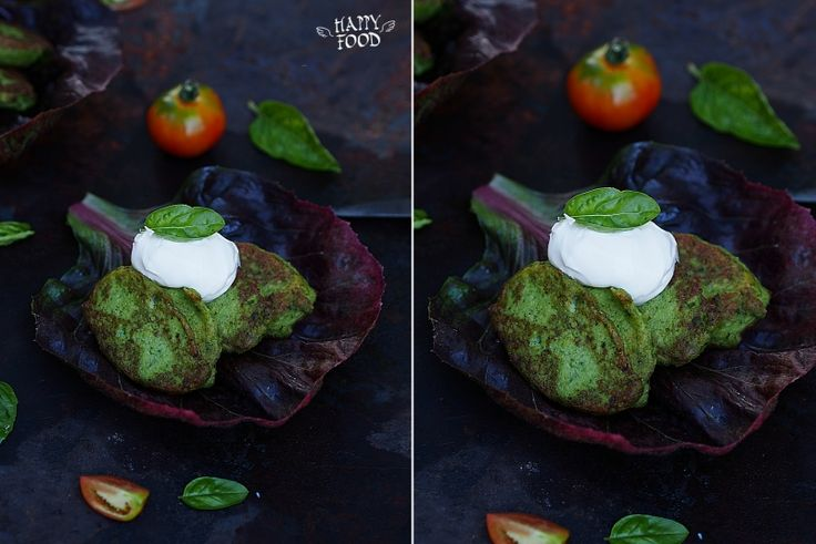 Котлетки из брокколи с сыром - HAPPYFOOD