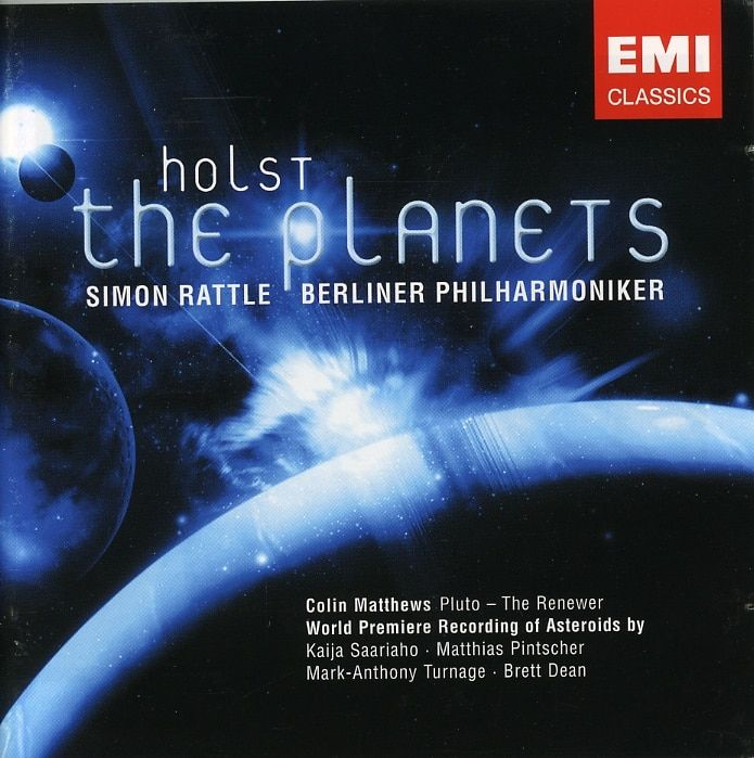Gustav Holst - Planets + The Asteroids