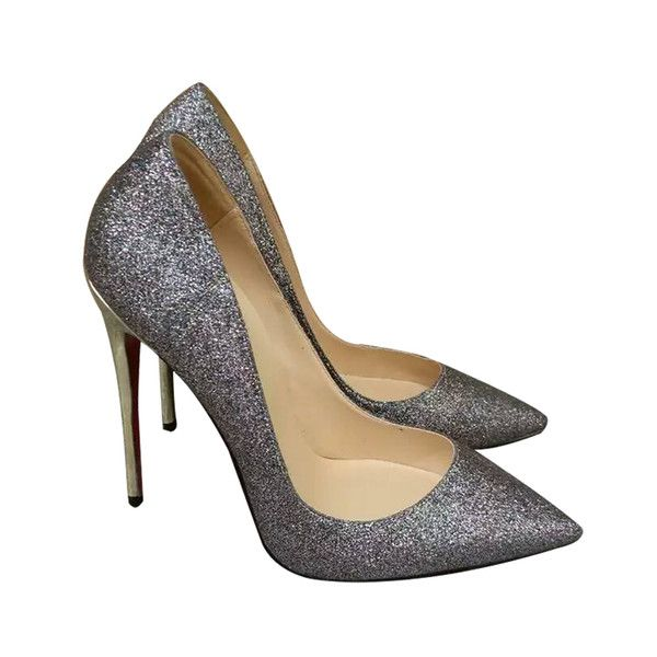 Cheap 2016 Hot Selling Female Silver Pumps Stiletto Heel Pointed Toe Woman Shoes Cheap Shoes For Men Italian Shoes From Dropshipper Lanfooshoes, $121.15| Dhgate Mobile