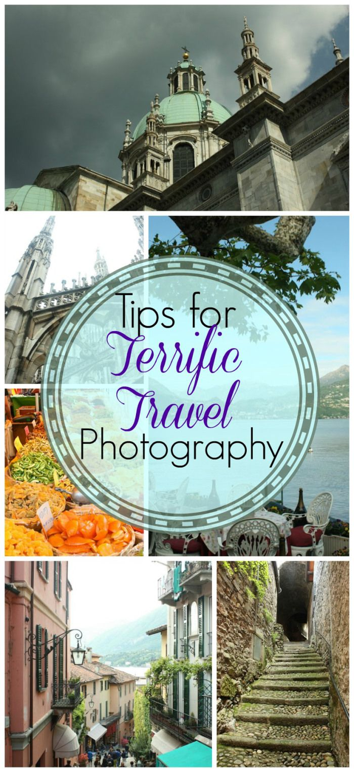 Tips for Terrific Travel Photography - Postcards & Passports