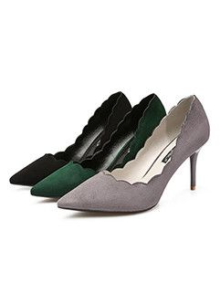 Pointed Toe Women Office Shoes Pumps