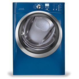 Electrolux 8 Cu. Ft. Stackable Electric Dryer (Mediterranean Blue)