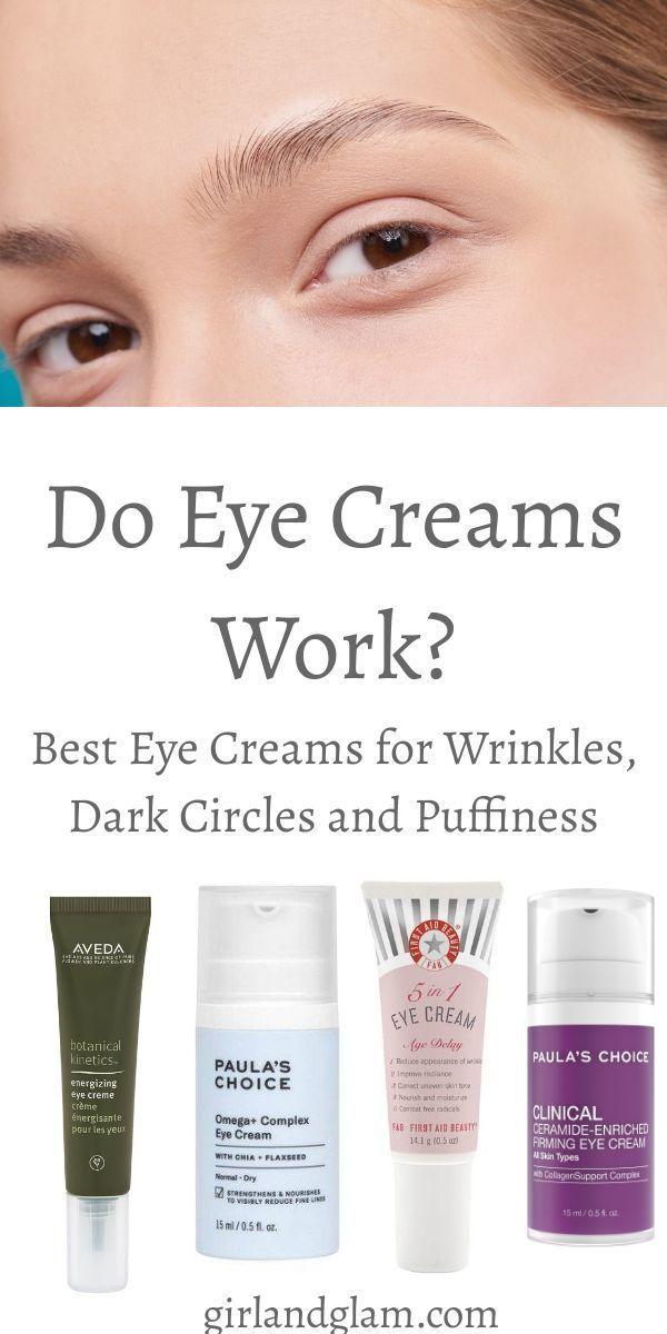 Best Eye Creams For Wrinkles And Dark Circles In 2020 Best Eye Cream Cool Eyes Anti Aging Skin Products