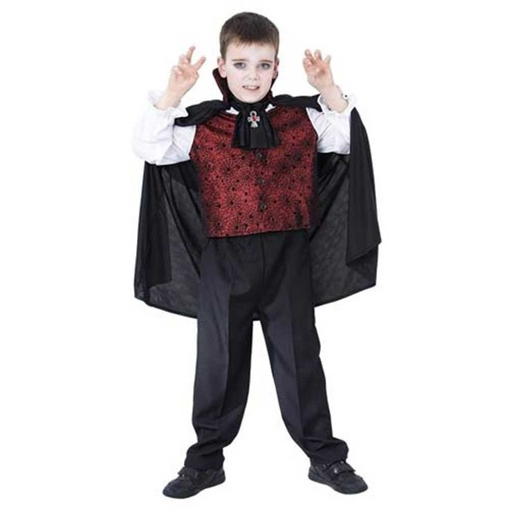 17 mejores ideas sobre disfraz vampiro en pinterest - Disfraz elfo nino ...
