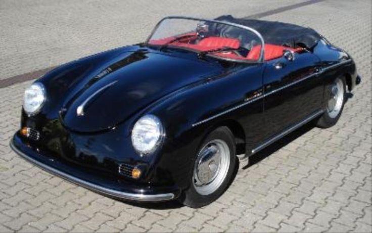 Verkaufe hier meinen kaum gefahrenen 356 Porsche Replika mit H Kennzeichen.Der Wagen ist erst 1000 km gelaufen und wurde im Jahre 2010 erstmalig zugelassen. Der Wagen besitzt eine rote Volllederausstattung.Technisch und optisch in einem guten Zustand. Im Wagen ist eine Standheizung verbaut.Der Wagen kann am Wochenende besichtigt werden.