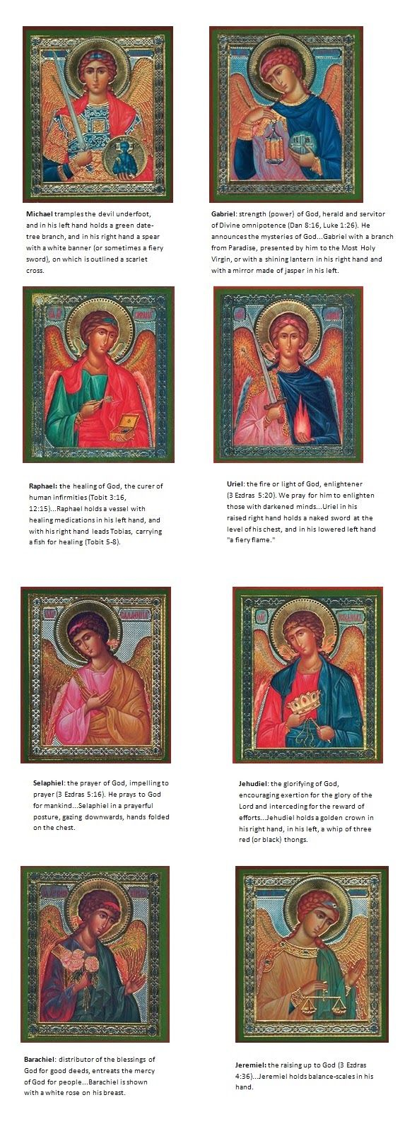 Orthodox Christian Education: 10 Fun Facts About Angels
