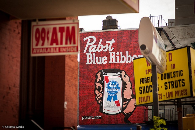 PBR hand-painted mural, NYC - Colossal Media: Pbr Hand Painted, Hand Painted Mural, Street Art, Photo