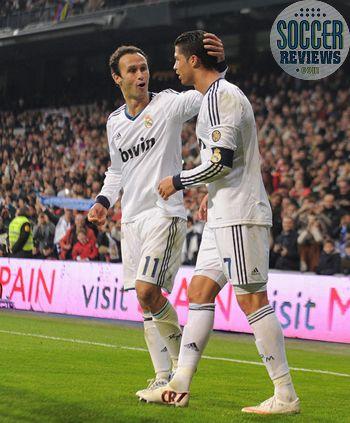 Cristiano Ronaldo Real Madrid CR7 Vapor IX
