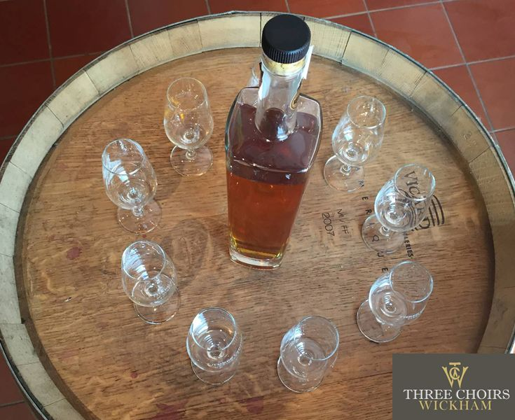 Try our stunning new Brandy! Available in the Three Choirs Wickham store.