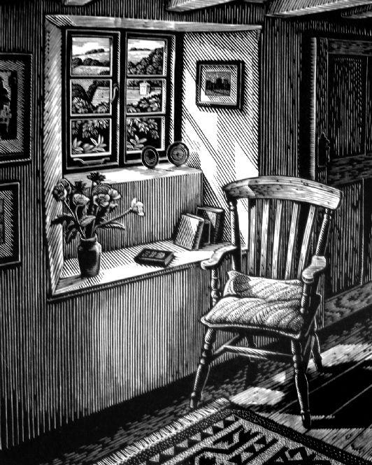 Howard Phipps, Sunlit Interior