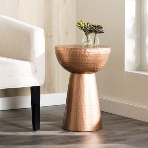 Found it at Wayfair - Metal End Table