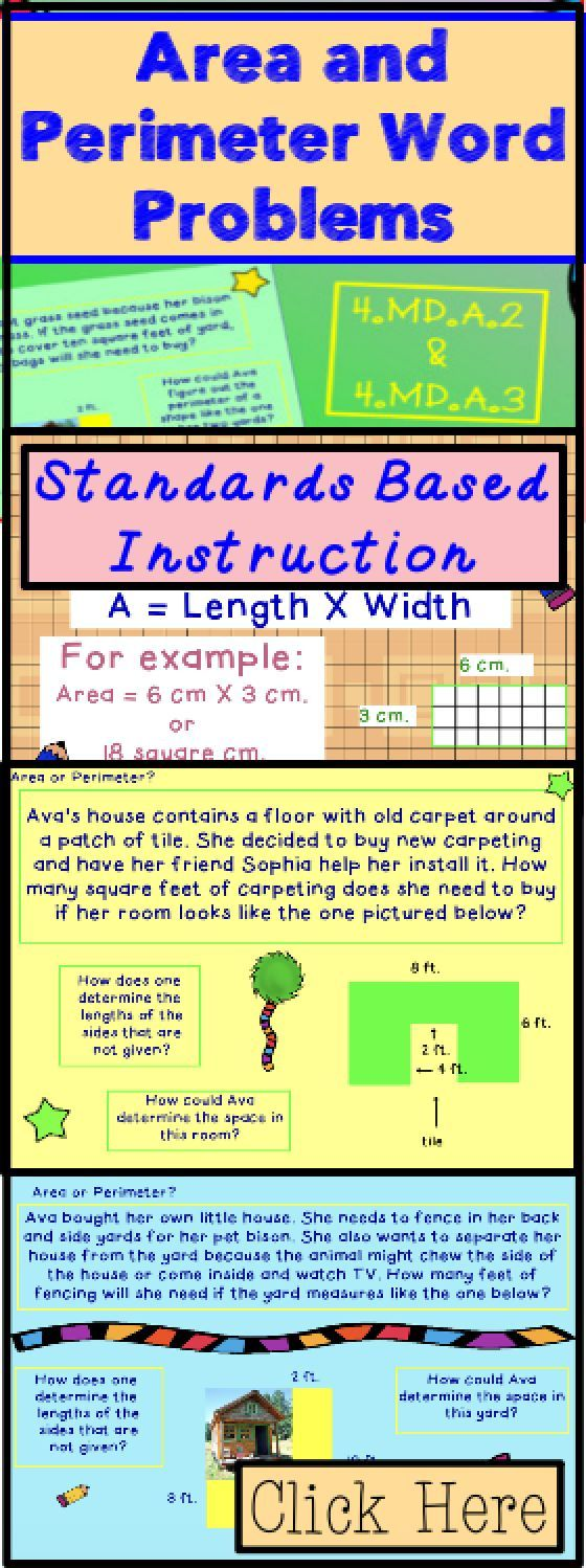 Best 25+ Area and perimeter worksheets ideas on Pinterest | Area ...