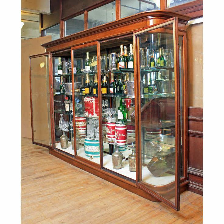 Victorian jeweller's shop display cabinet | Shop Fittings | Andy Thornton | Antique  shop fittings | - Antique Shop Display Cabinets Antique Furniture