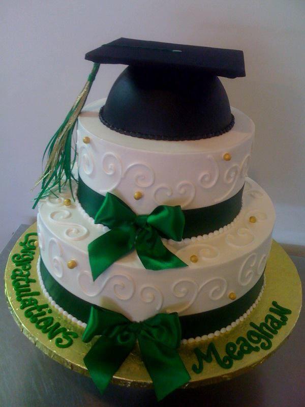 Pintrest Graduation Cakes