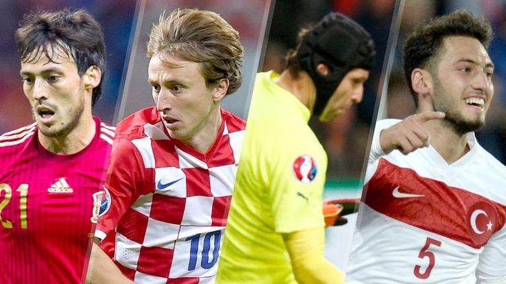 Jadwal pertandingan Grup D Euro 2016 plus siaran langsungnya di RCTI dan Global TV. Semua pertandingan Piala Eropa di Grup D yang dihuni oleh juara bertahan Spanyol bersama Republik Ceko, Kroasia d…