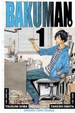 Bakuman v. 1 (Bakuman) By (author) Tsugumi Ohba, By (author) Takeshi Obata -Free worldwide shipping of 6 million discounted books by Singapore Online Bookstore http://sgbookstore.dyndns.org