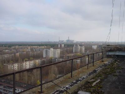 ♥♥♥ Major biological discovery…inside the Chernobyl reactor??: Thick coat of black slime growing on the radioactive walls.