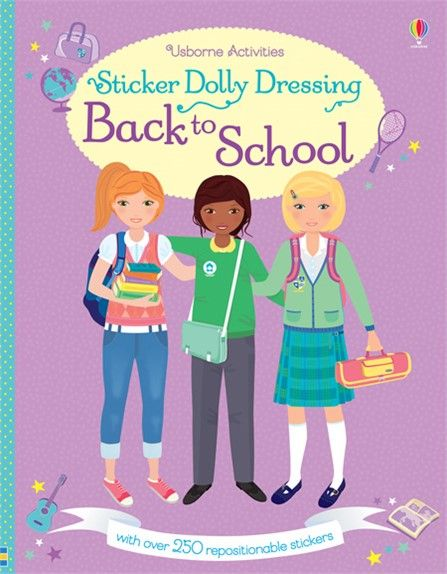 Book Cover School Uniforms ~ Best books about school for children from usborne