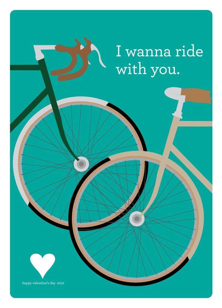 pedalfar:    Lovely Bicycle!: 15 Swoonworthy Velo-Valentines