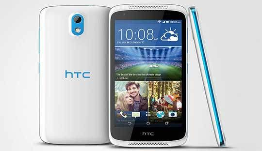 HTC Desire 526G Smartphone Entry-Level For Sale Just Rp 2.3 Million