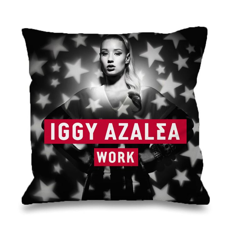 Iggy Azalea Work Pillowcases Pillow Cases