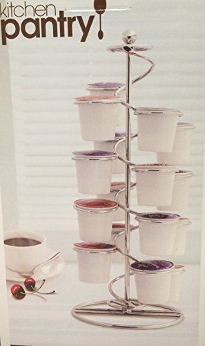 Kitchen Pantry Coffee Pod Rack *** Continue to the product at the image link.