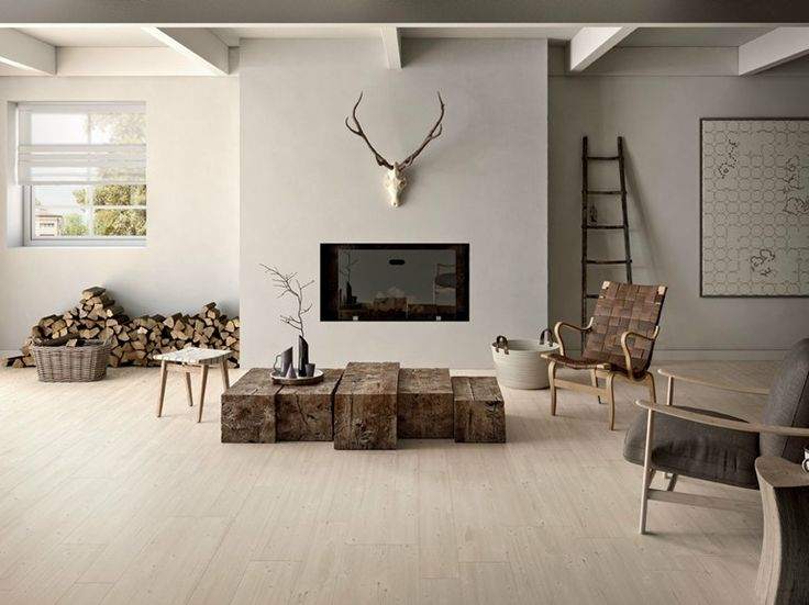 Descarga el catálogo y solicita al fabricante Prime white by Ceramiche Keope, pavimento ecológico de gres porcelánico imitación madera, colección Prime
