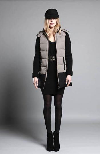 Style up. Perfect for any festive occasion... #BosidengItaly woman #LookBook