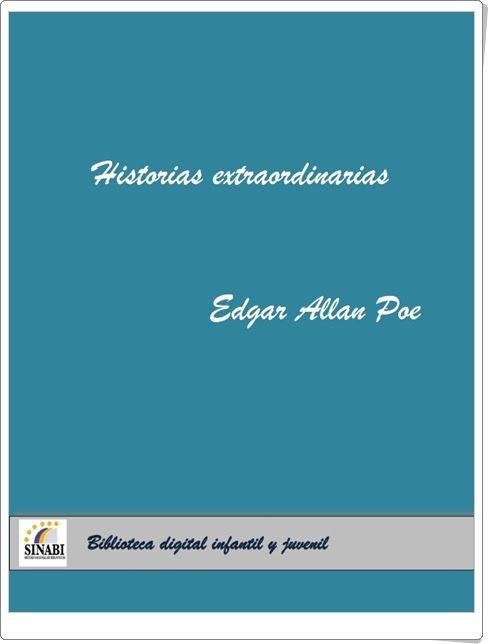 """""""Historias extraordinarias"""" de Edgar Allan Poe"""