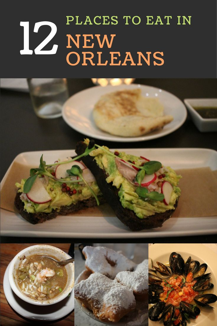 Foodie Guide: 12 places to eat in New Orleans - The Stylish Trotter