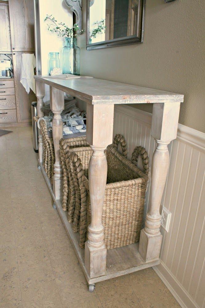 Best 25 Restoration hardware kitchen ideas on Pinterest  : 3c8aee437bc457337fd6b99edb5aeb9b narrow kitchen island farmhouse kitchen island from www.pinterest.com size 666 x 1000 jpeg 104kB