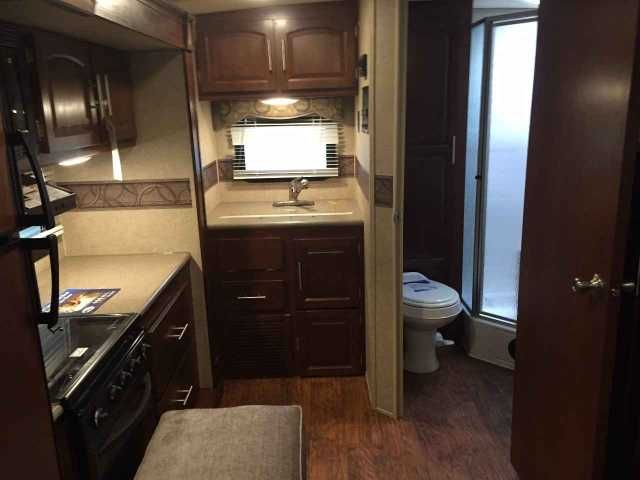 """2015 Used Forest River Rockwood Ultra Lite 2304 Travel Trailer in Florida FL.Recreational Vehicle, rv, 2015 Forest River Rockwood Ultralight 2304DS Dual Slides. Never used due to health issues. Exterior door widened at factory to accommodate wheelchair. This trailer is like the day is was purchased New. $19,995.00 4078310131 This trailer had all the options listed on the Forest River website. My loss is your gain. Exterior length 25' 1"""", Exterior width 96"""", Exterior height 11', Electric…"""
