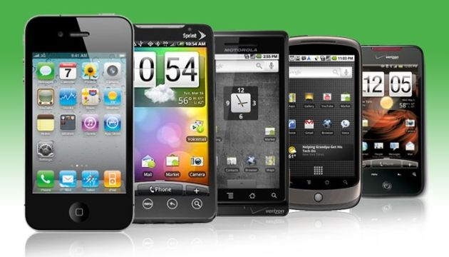A smart phone is a phone that can connect to the Internet and usually also provides personal information management functions.