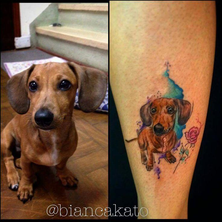 de 175 b sta dachshund tattoos and ink bilderna p pinterest taxar en tatuering och. Black Bedroom Furniture Sets. Home Design Ideas