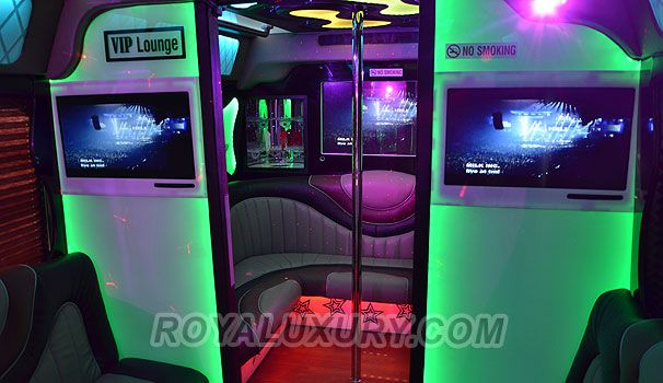 Party Bus To Ac From Long Island