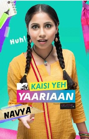 Navya naveli....yo navya go navya....you will rock