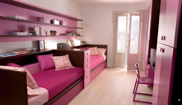 Dormitorios: Fotos de dormitorios Imágenes de habitaciones y recámaras, Diseño y Decoración: Dormitorios compartidos