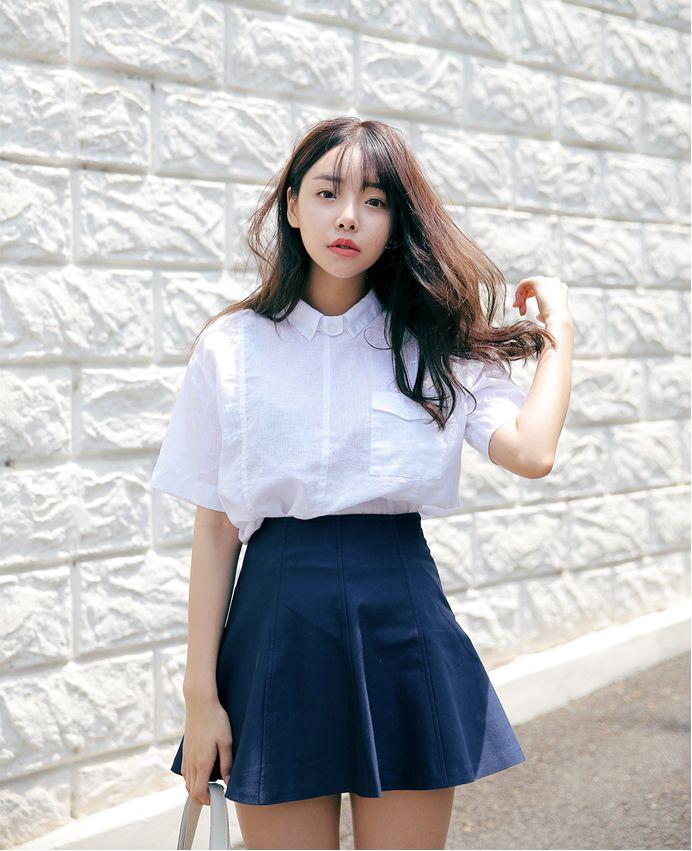 Korean Girl 39 S School Uniform Kawaii Pinterest School Uniforms Korean Girl And Girls