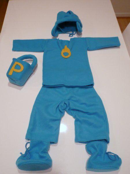 Pocoyo Costume