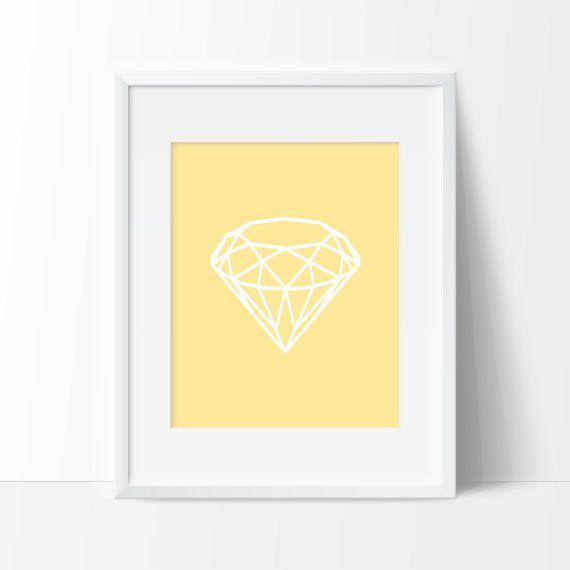 Funky Diamond Wall Art Photo - Wall Art Collections ...