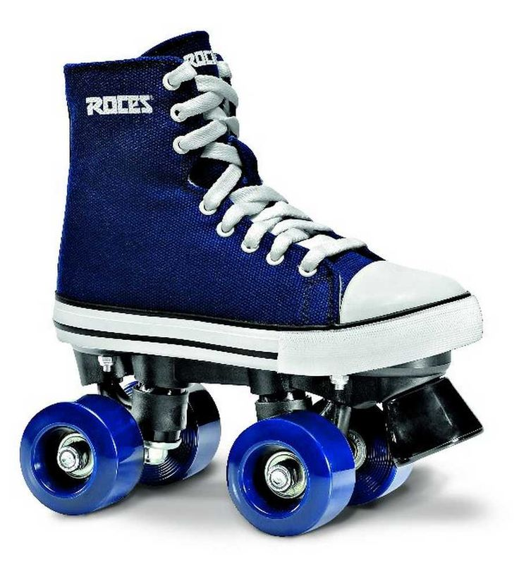 Roces Unisex Chuck Fitness Quad Roller Skates Sneaker Style Color Choices 550030
