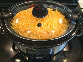 Maybe Sew: Slow Cooker Crock Pot Macaroni and Cheese
